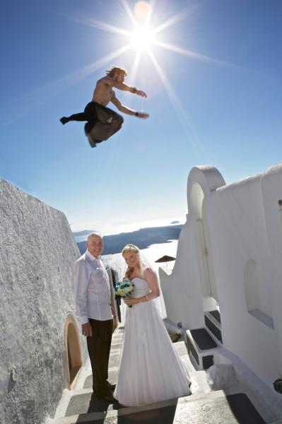 I migliori photobomber ai matrimoni (2)