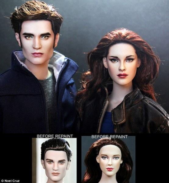 Crea barbie incredibilmente somiglianti a personaggi di film e serie TV (3)