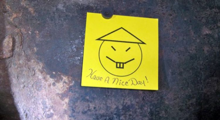 postit have a nice day