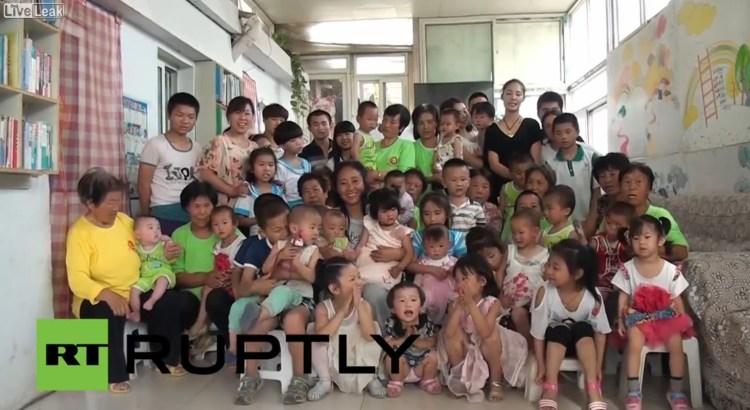 donna cinese 72 adozioni
