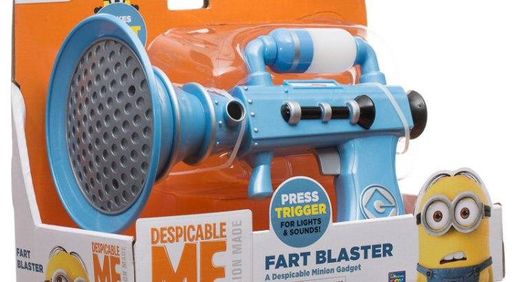 Sequestrata pistola giocattolo dei Minion all'aeroporto di Dublino