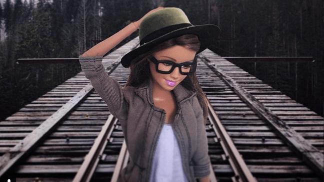 Su Instagram sbarca la Barbie Hipster e ha più di 150000 seguaci