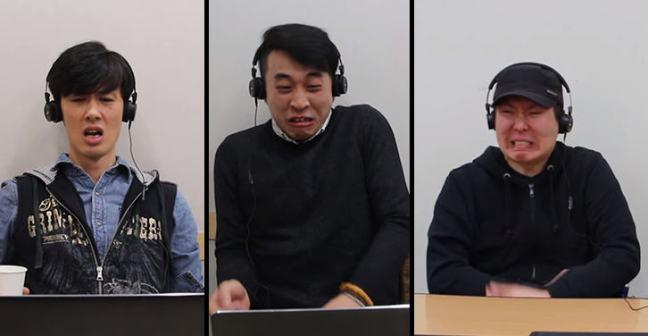 Ragazzi coreani che vedono il porno americano per la prima volta
