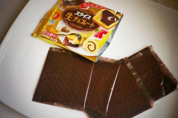Cioccolatieri giapponesi inventano le sottilette di cioccolato