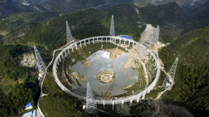 In Cina verranno sfrattati 10.000 cittadini per trovare gli alieni