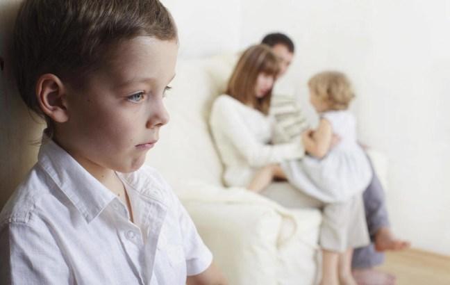I genitori hanno un figlio preferito? Leggiamo alcune risposte sincere