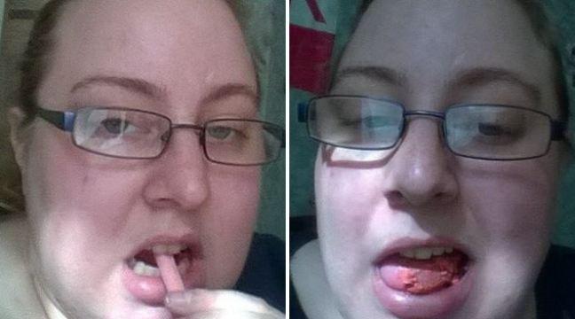 Stacie Cowley mangia gessetti colorati meglio del sesso