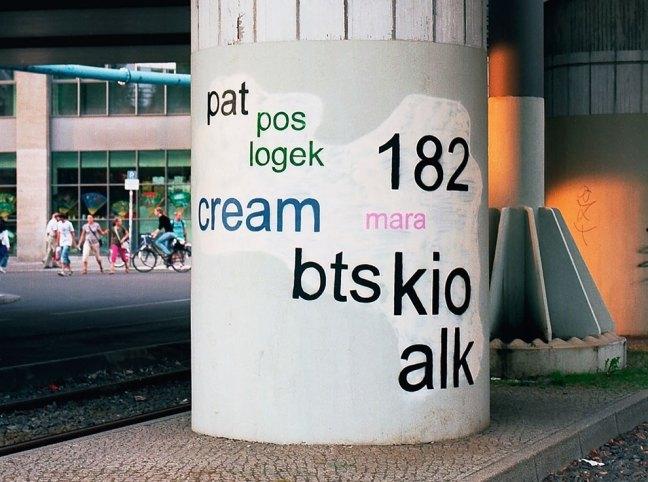 Riscrive sui muri le tag dei writers con testi leggibili2