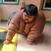 bambino più grasso del mondo2