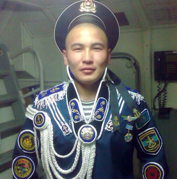 divise militari Kazakhstan3