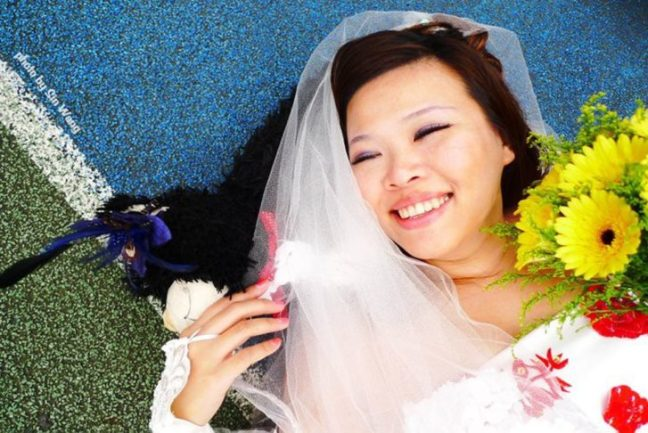 Le donne che hanno deciso di sposare se stesse come Merida