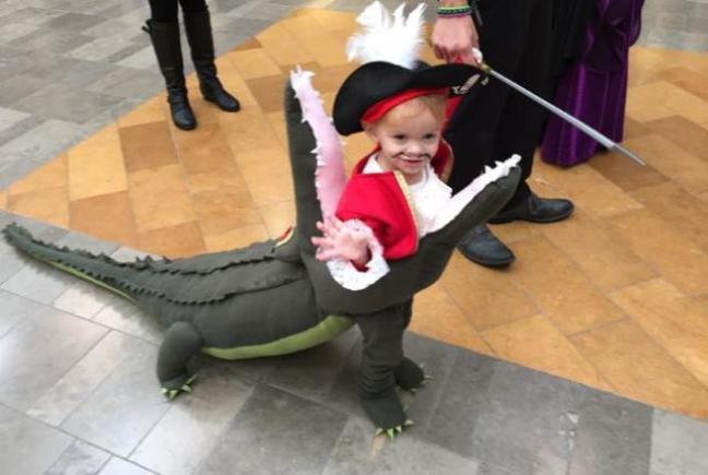 Capitano Uncino e il coccodrillo
