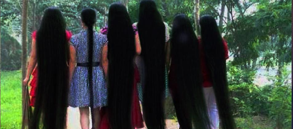 I capelli più lunghi del mondo (2018)