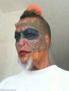 Eva Medusa - La donna transgender diventata un drago 12