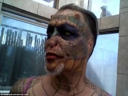 Eva Medusa - La donna transgender diventata un drago 5