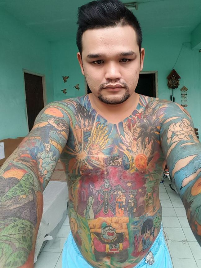 tatuaggi-dragon-ball