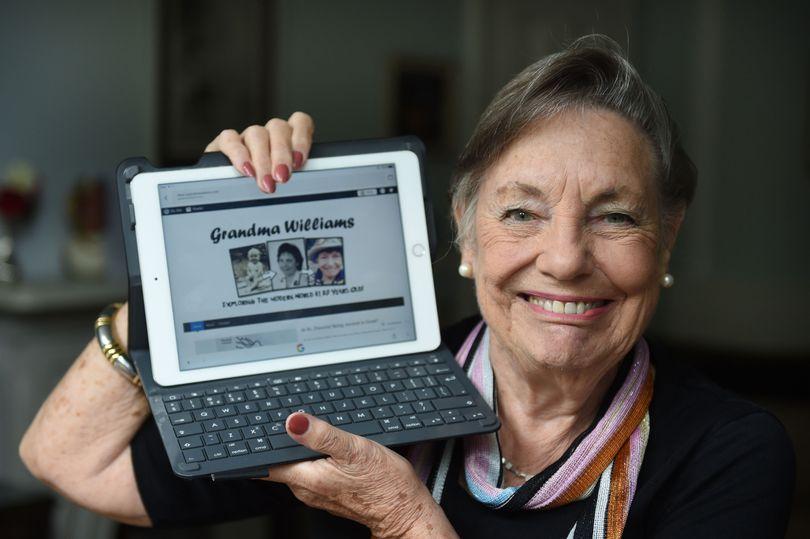Donna di 83 anni fa la blogger e scrive di sesso e sex toys per anziani