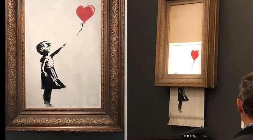 Kırmızı Balonlu Kız 2. fotoğraf
