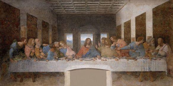 son akşam yemeği Leonardo da Vinci absurdizi.com