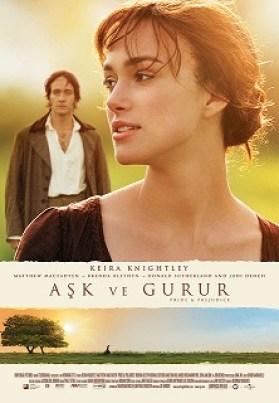 Aşk ve Gurur Film Afişi absürdizi.com