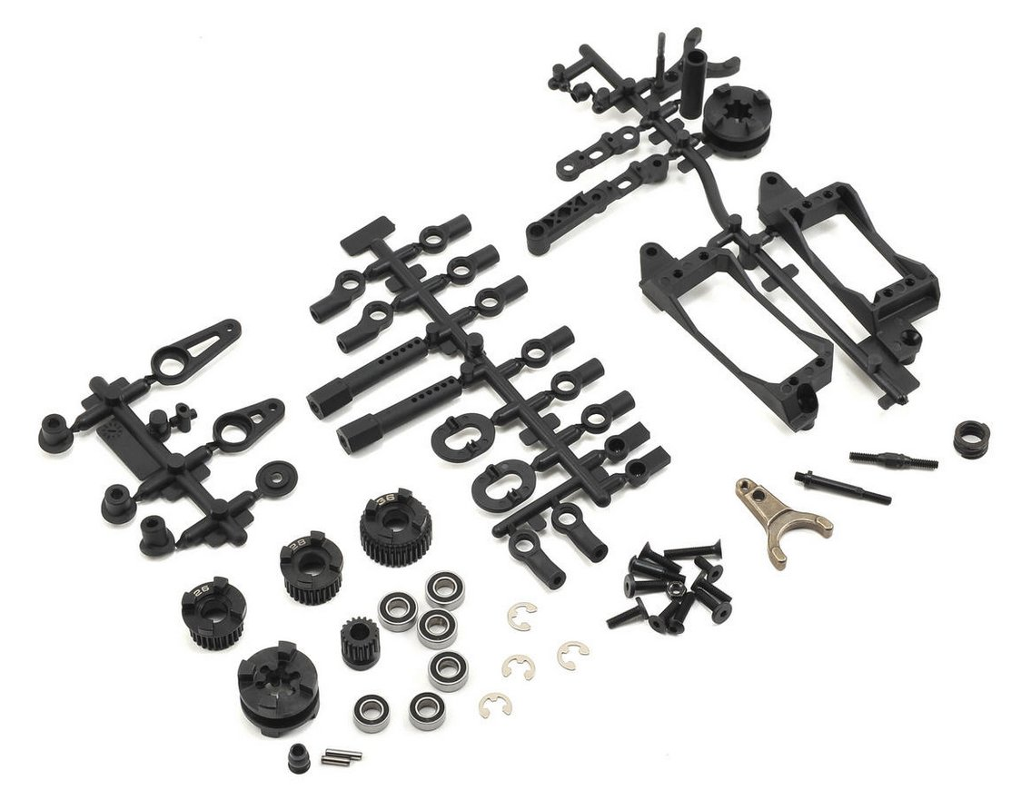Axial Racing Transmission 2 Speed Hi Lo Component Kit