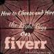 Choose right fiverr gig