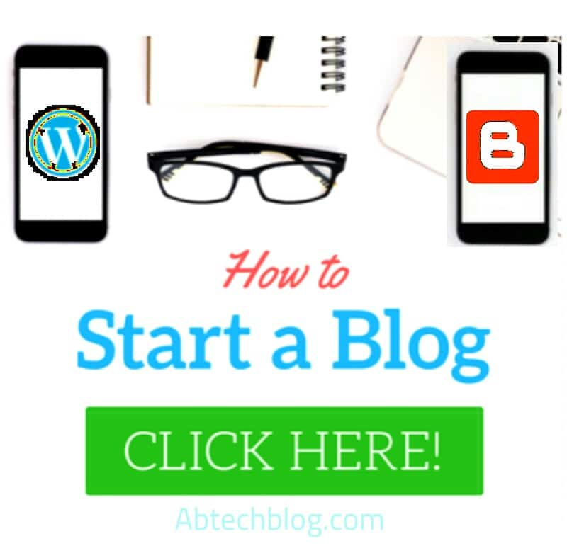 Create a Professional Blog On WordPress Or Blogger Free [Simple Step by Step Guide With Images]