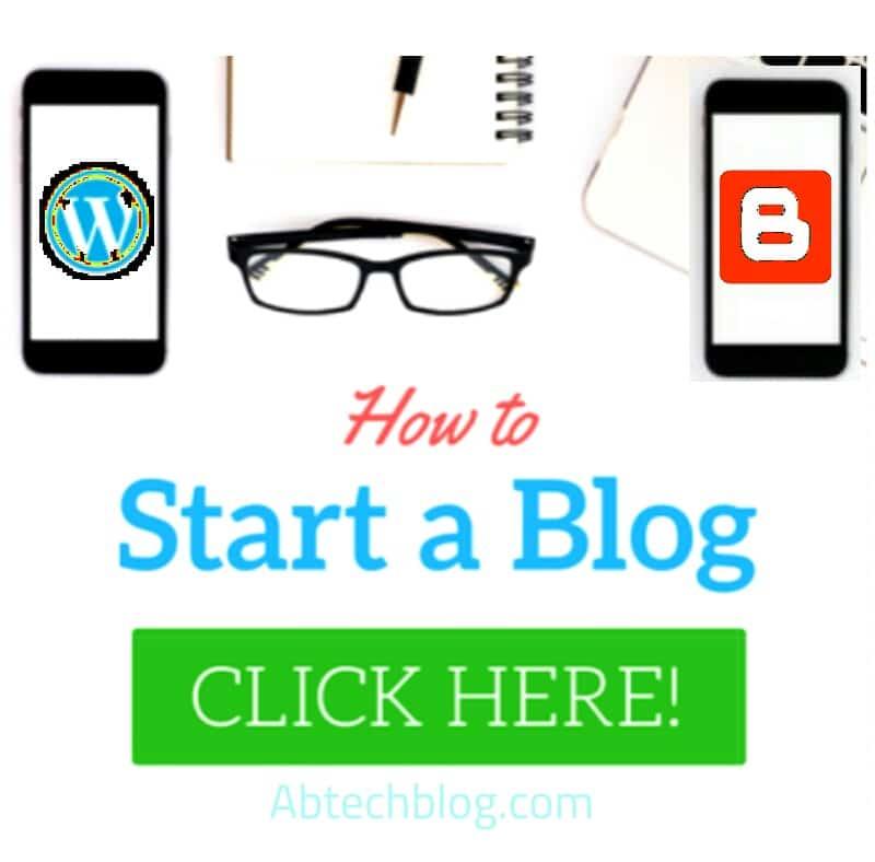 create a professional free blog on wordpress and blogger simple rh abtechblog com Professional Blog Names Professional Bloggers
