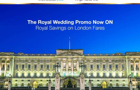 UK Royal Wedding: Book Cheap Flights From Lagos to London