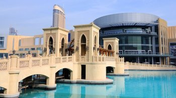 Dubai mall - holiday destinations