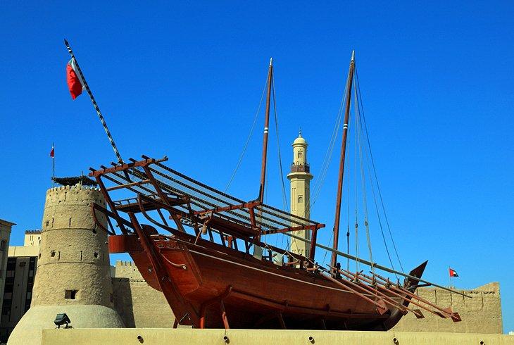 Dubai museum - holiday destinations