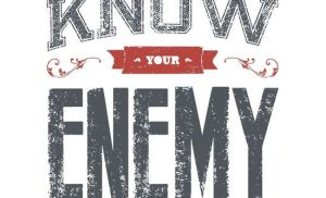 Know Your Enemy- Shaytaan Spends the Night in Your Nose