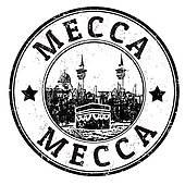 """Calling Mecca"""" Al-Mukarraamah"""" and Madeenah """"Al- Munawwaarah"""""""