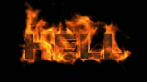 stock-footage-hell-fire-word