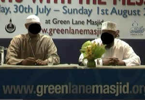 Abu Usamah and Saed Rageh at GLM