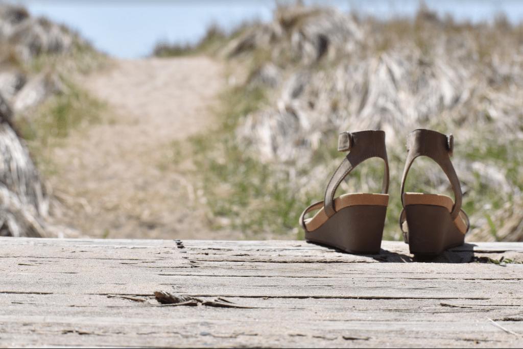 Cutest Neutral Summer Wedges Under $100