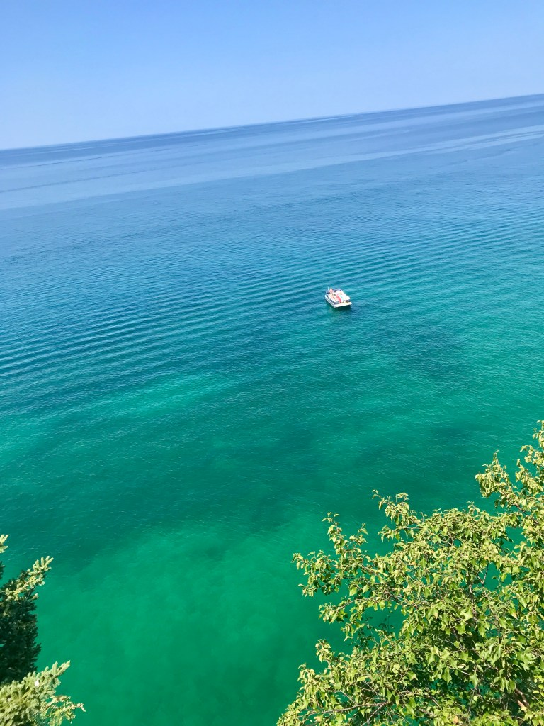 Upper Peninsula Travel Diary