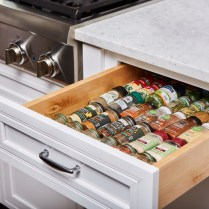Organized Spice Drawer 1