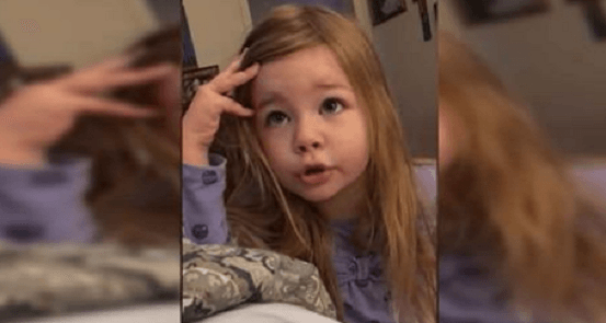 Sassy Little Girl Confronts Dad For Leaving Toilet Seat Up, Her Adorable Rant Will Make Your Day!