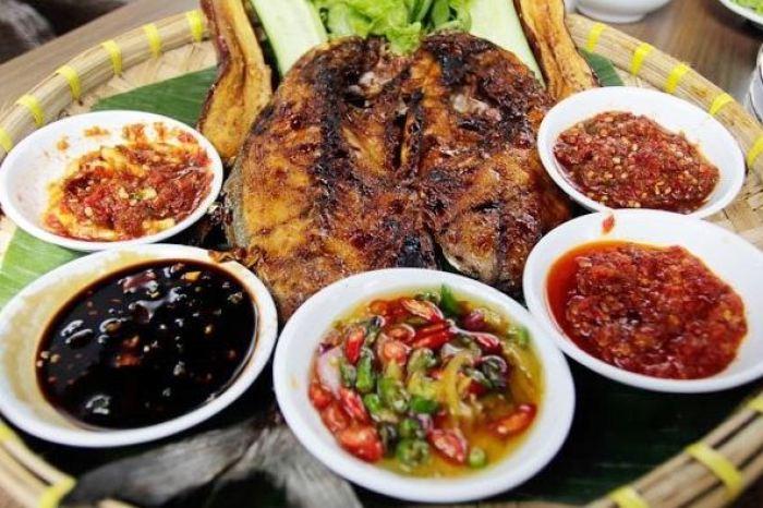 makanan tradisional sambel lampung
