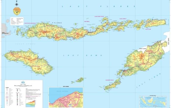 Provinsi di Nusa Tenggara