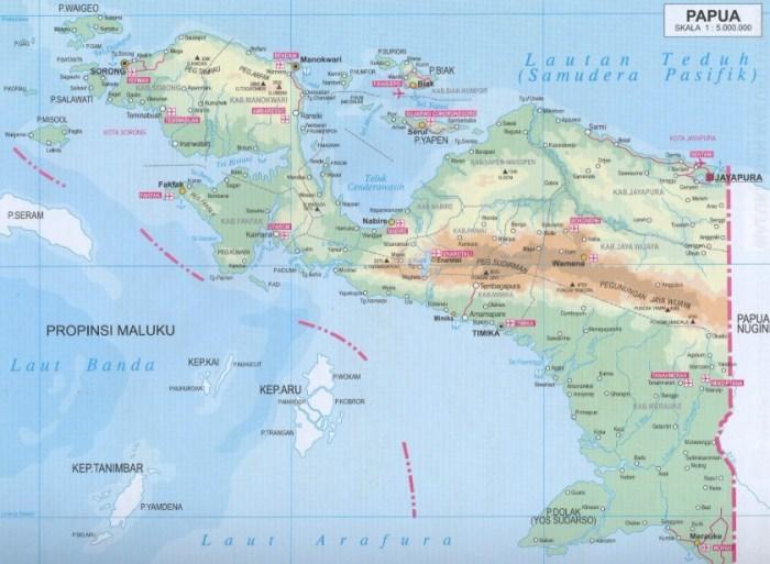 Provinsi di Papua