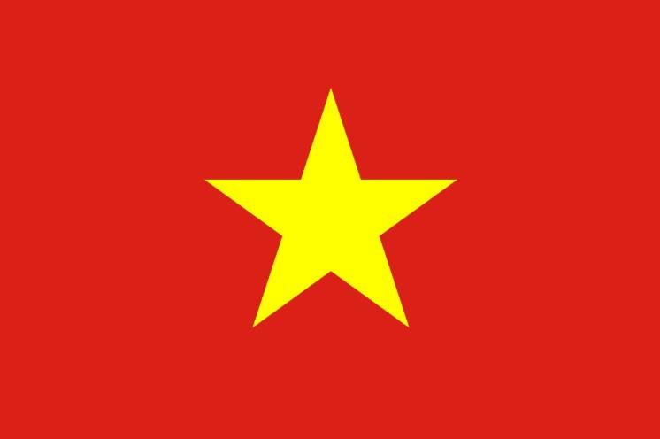 bendera vietnam