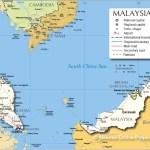 PETA MALAYSIA : Profil, Letak, Sistem Pemerintahan & Kepala Negara ..