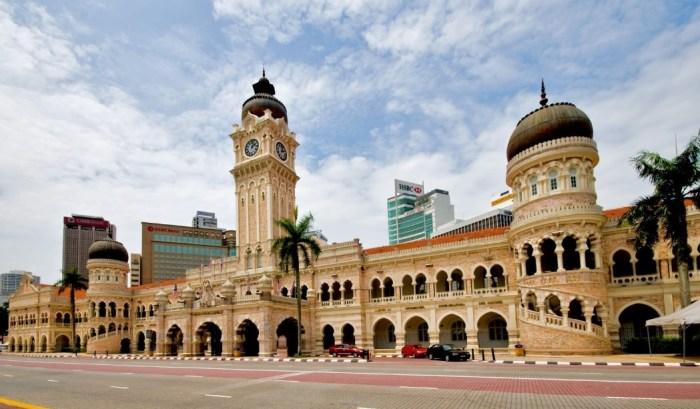 Pembagian Wilayah di Malaysia