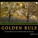 Why you should not Judge others and the Cosmic Golden Rule.