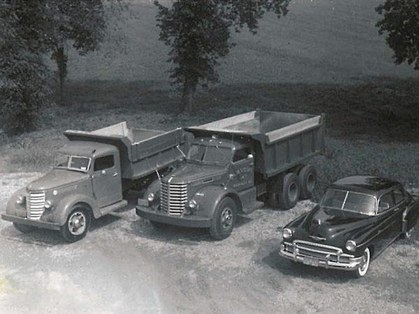 Fleet in 1947