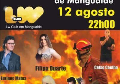 Bombeiros de Mangualde organizaram festa solidária