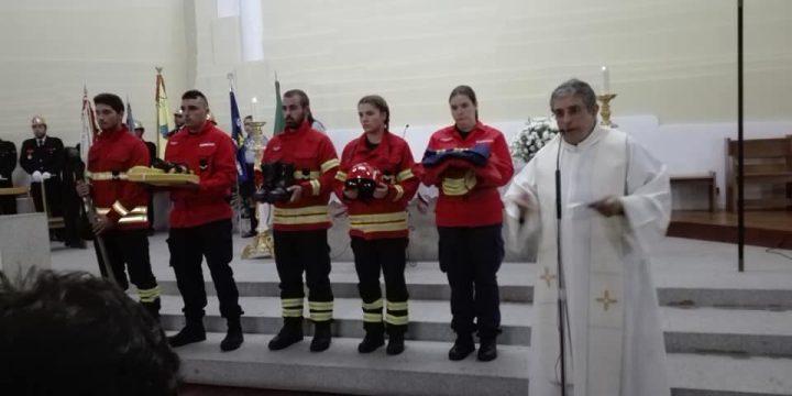 15 de Outubro – Homenagem aos Bombeiros
