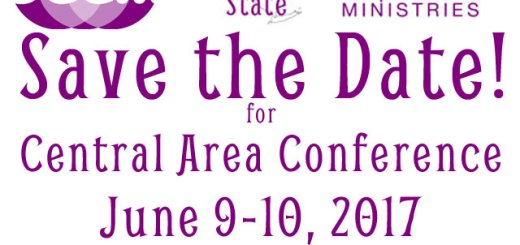 Save the Date Central Area Conference June 9-10, Delta Lake, Rome NY